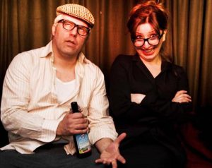 Michael Wenk & Helena George