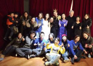 Märchentheater in China