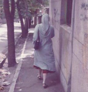 Kleidung im Iran Foto: privat