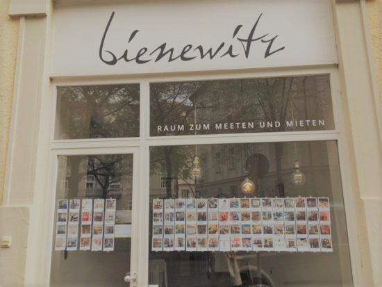 Bienewitz - ein Raum zum Meeten und Mieten.