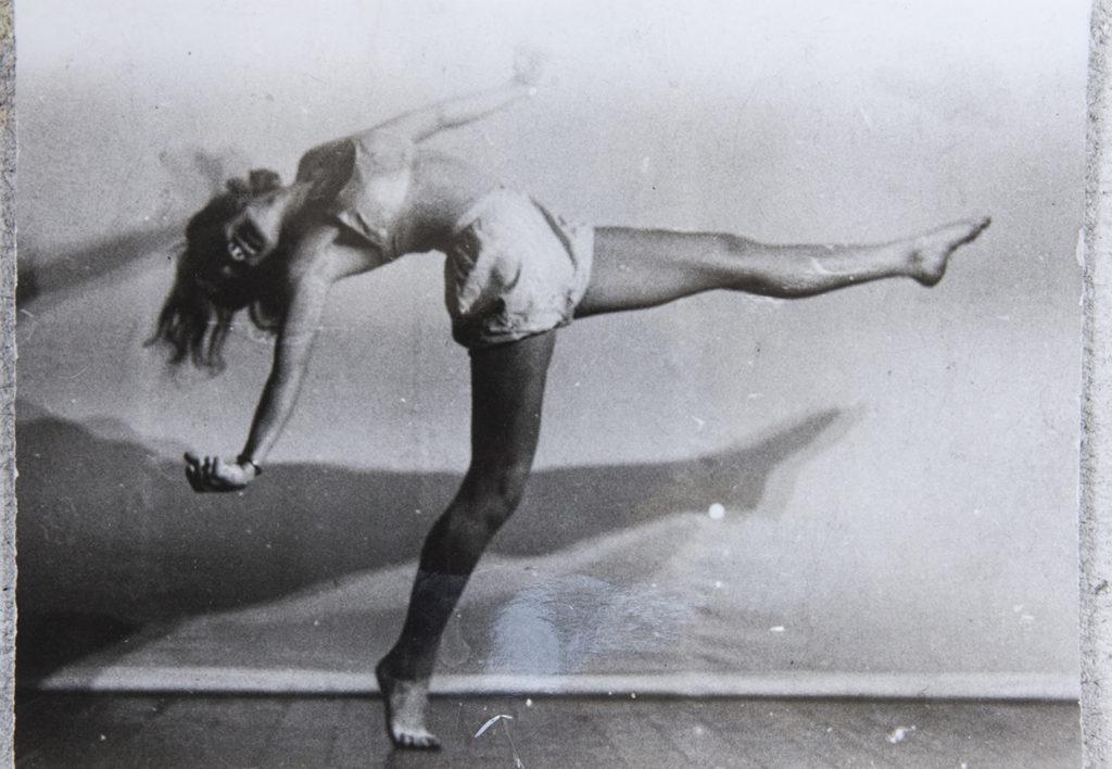Die Tänzerin Tamara Dani